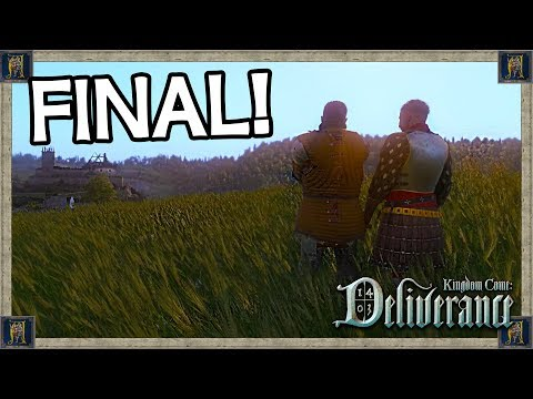 Epic Castle Siege Of Talmberg - FINAL - Kingdom Come: Deliverance Gameplay