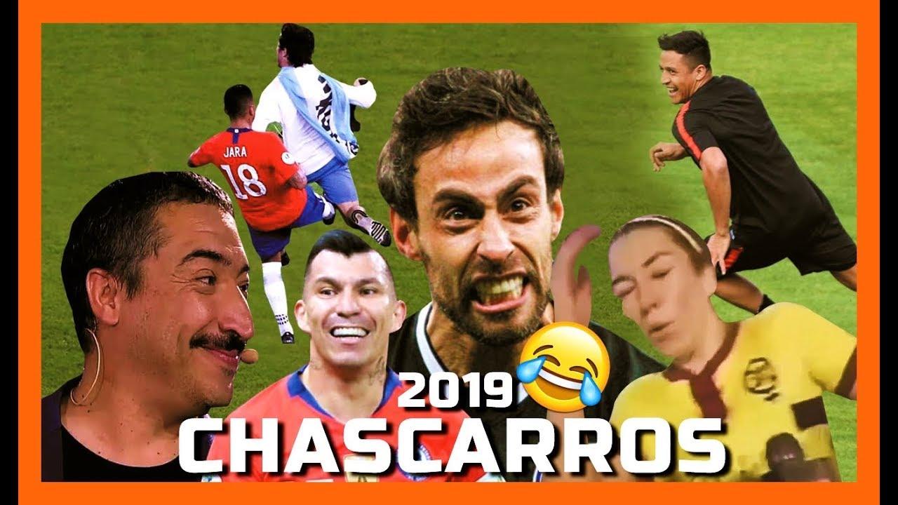 Solo pasa en Chile - Edición Fútbol 2019 (Chascarros)