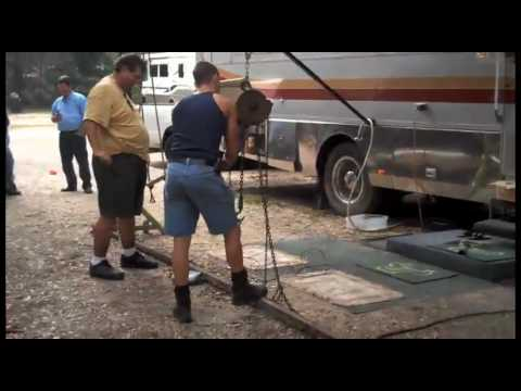 RV AWNING REPAIR - YouTube