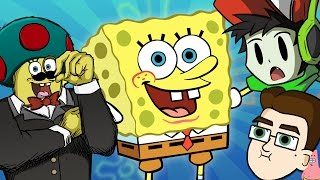 Warum Spongebob schlecht wurde!   FulltimeRadio
