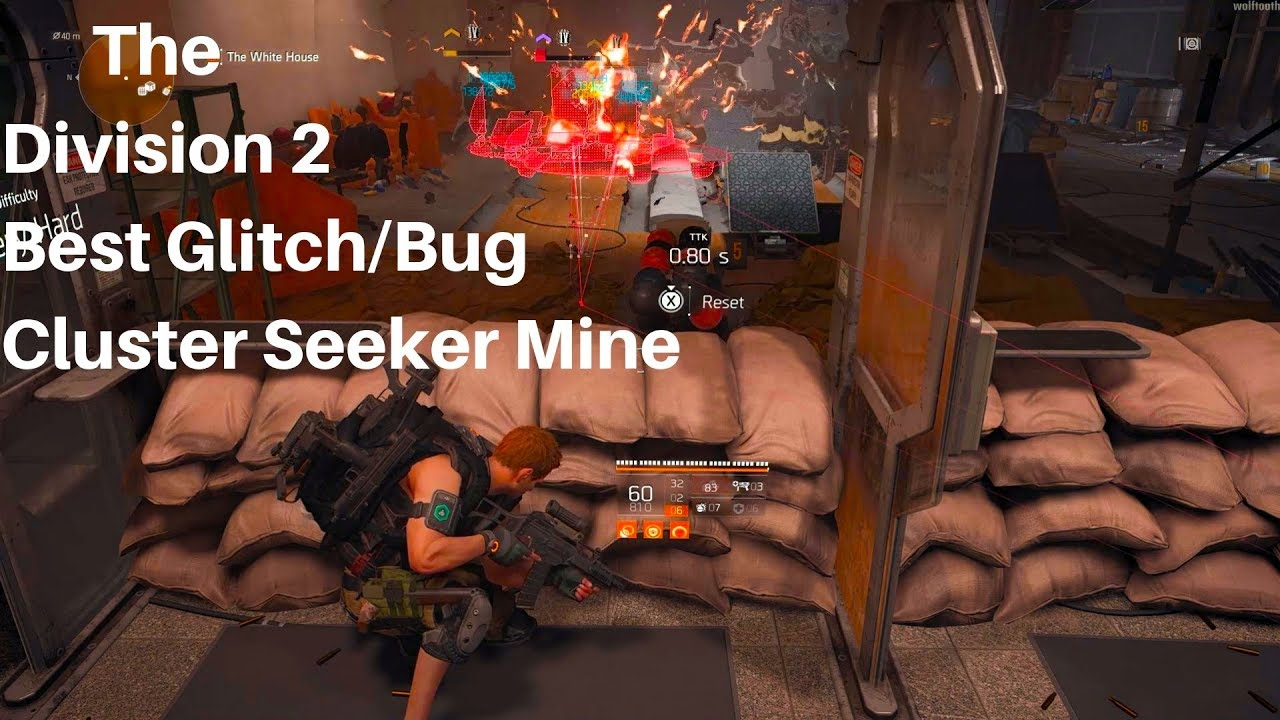The Division 2 Seeker Mine Glitch - Overpowered Seeker Mine