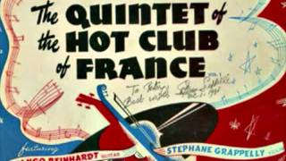 Django Reinhardt - Uptown Blues - Paris, 26.10.1945