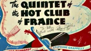 Django Reinhardt - Uptown Blues - Paris, 26.10.1945