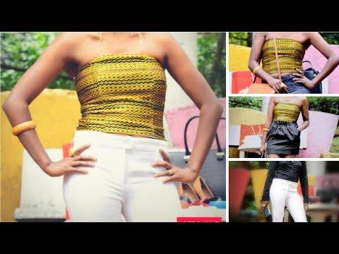 Ethiopian Habesha Modern Clothing- 1 item 4 outfits(Amharic)
