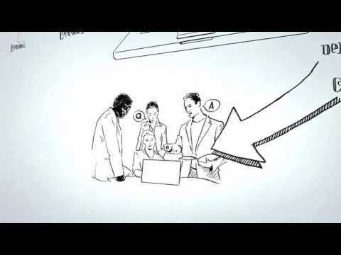 Whiteboard animation The Sustainability reporting Starters kit -- by GRI