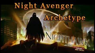 [Champions-Online] Archetypes: Night Avenger Update (Final?)
