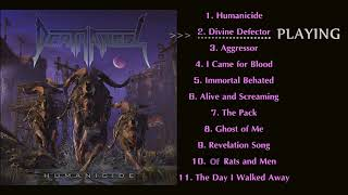 Death Angel - Humanicide - Full album 2019