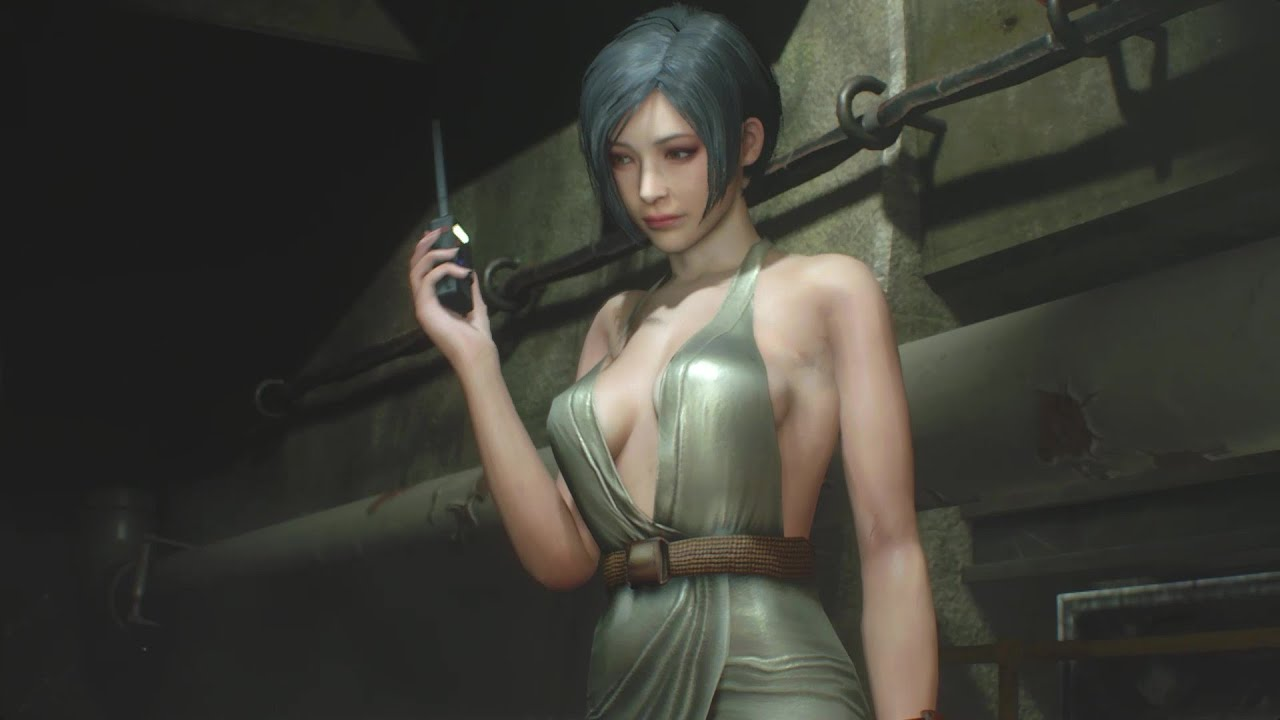 Ada Head Swap Mod at Resident Evil 2 (2019) Nexus - Mods