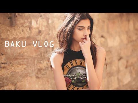 Vlog Baku:Откуда мои шрамы?Cтарый город и Формула 1
