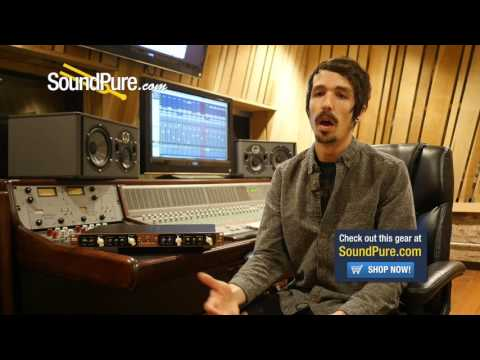 Kush Audio UBK Clariphonic Clarity Control EQ
