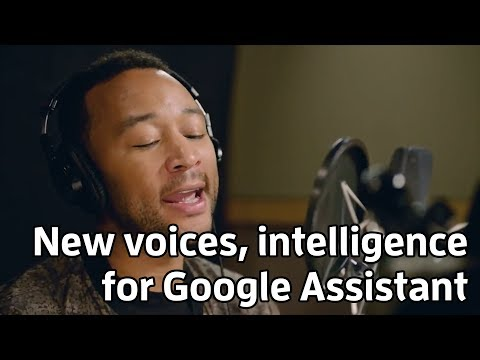 New voices, intelligence coming for Google Assistant | TechHive