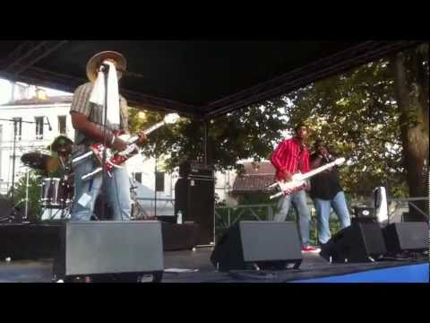 Homemade Jamz Blues Band ♫ Cognac Blues Passions 2011 ♫
