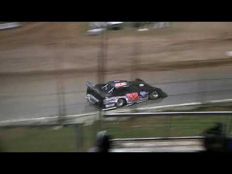 Gator Motorplex  Halloween Havoc 2017  Late Model Heat Race