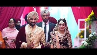 Balvishav & Seerat | Wedding Day | A film by Mehar | 2017