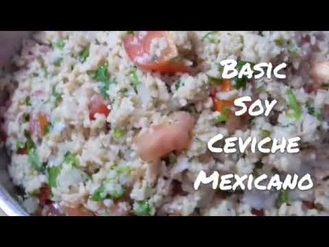 Basic Vegan Ceviche Recipeиз YouTube · Длительность: 2 мин21 с