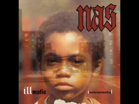 Nas  - Represent (FULL Instrumental - Exkimo64 REMAKE) [Track 9]