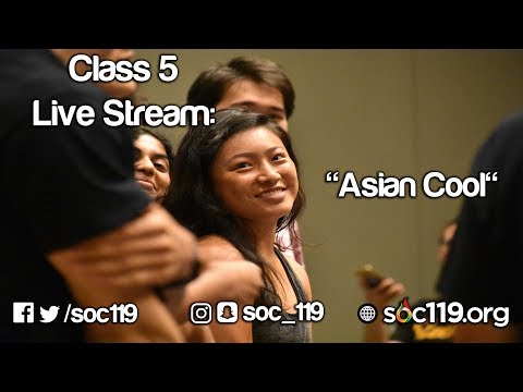 Asian Cool - Full Class Lecture