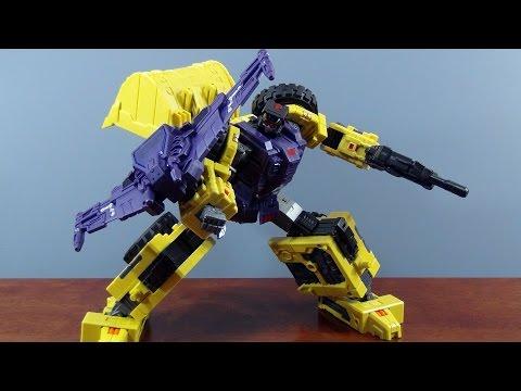 """【MPスクラッパーぽい人】ToyWorld ショベル!【非正規TF】TOYWORLD TW-C05B """"SHOVEL"""" (MPsized G2 Scrapper)!"""