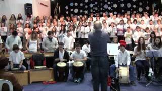 VI. Concert de Nadal 2011 INS PERE RIBOT - Tanz (C.Burana)
