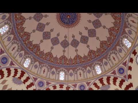 Banja-Baschi mosque in Sofia, Bulgaria (HD)