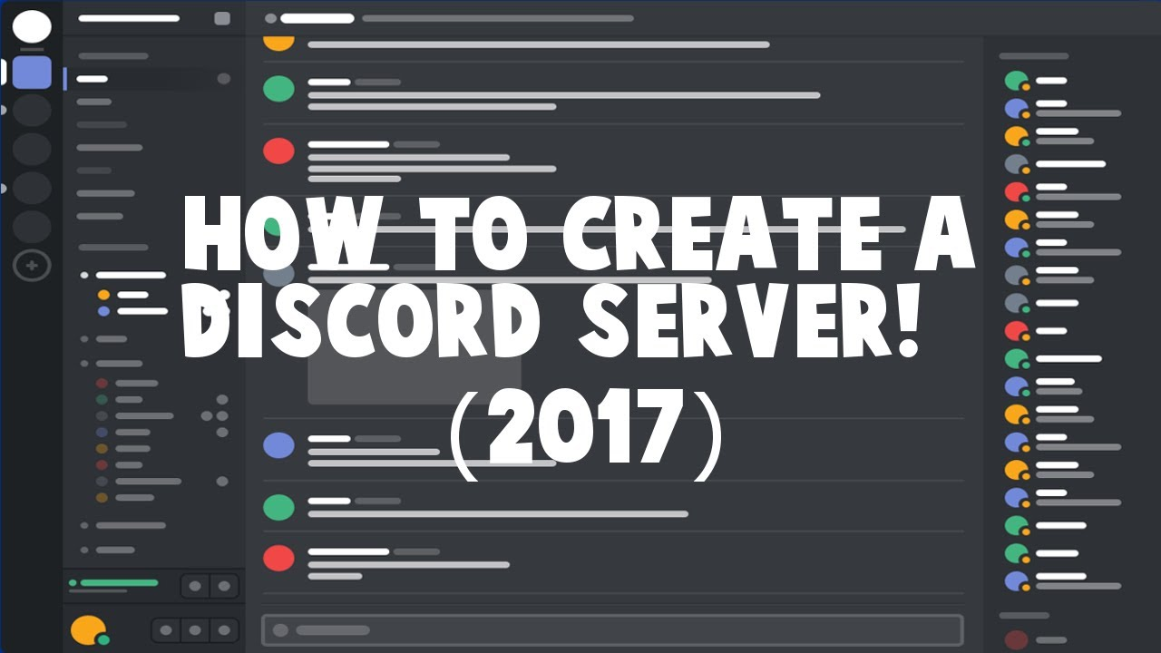How to set up your Discord server! (Set roles, invite members, tweaking  voice channels and more)