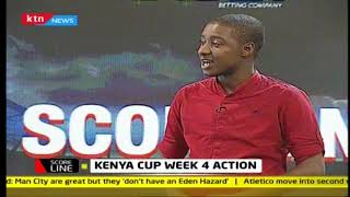 Kenya cup week 4 action: Kabras sugar ahead in cup standings