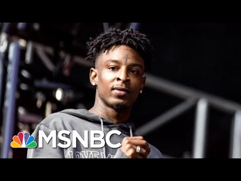 Rapper 21 Savage's Lawyer On ICE's Controversial Arrest | The Beat With Ari Melber | MSNBC Mp3