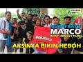 Murai Batu Marco Aksinya Bikin Heboh Lapangan  Mp3 - Mp4 Download