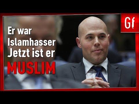 Er war ein erbitterter Islamhasser - Jetzt ist er Muslim