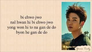 SF9 - O Sole Mio [Easy Lyrics]