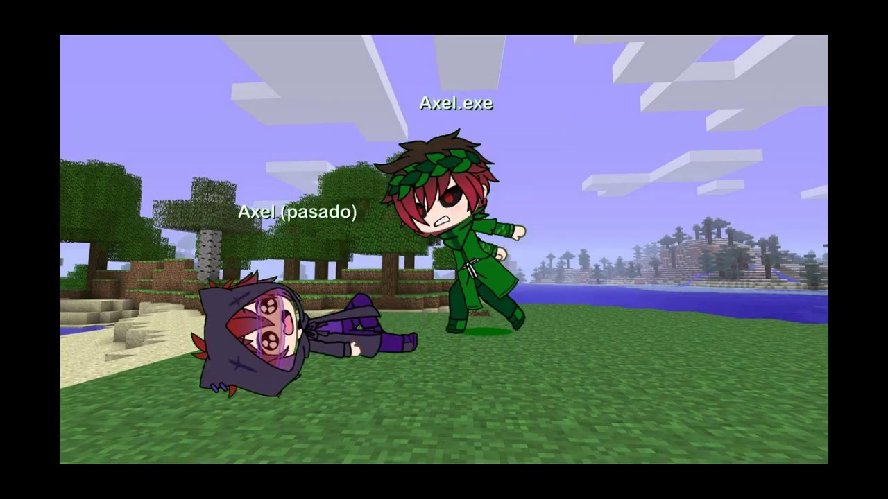 It took off in 2017, which makes it old in meme years, but it has never gone out of style. Minecraft meme Gacha life - YouTube