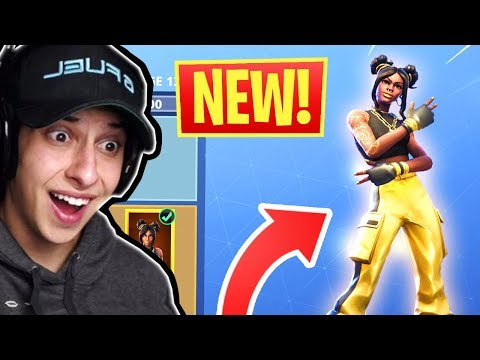 FORTNITE SEASON 8 - *FINAL TIER* FULL BATTLE PASS UPDATE! thumbnail