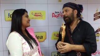 sneak peek debojyoti mishra on the royal stag mirchi music awards bangla powered by idea