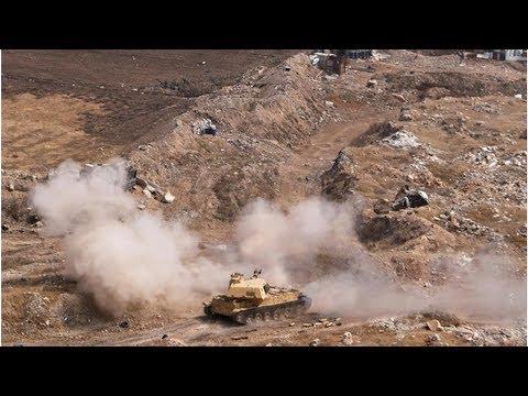 Турция пожаловалась России на победы сирийской армии