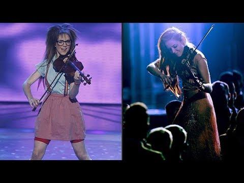 Lindsey Stirling    evolution -2018  Timeline