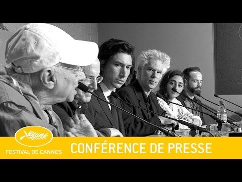 PATERSON - Conférence de Presse - VF - Cannes 2016