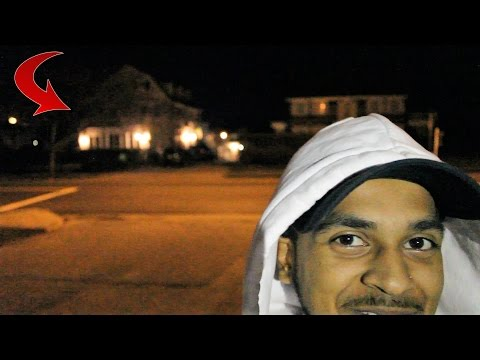 VISITING THE AMITYVILLE HORROR HOUSE! (Raw Footage)