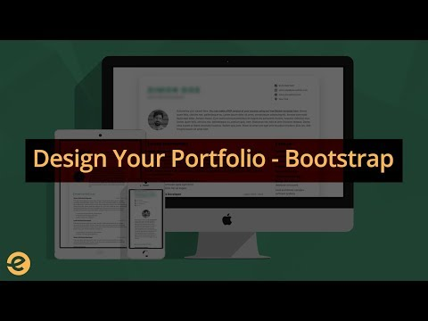 How To Create A Resume In Bootstrap | Resume To Help You Stand Out | Eduonix