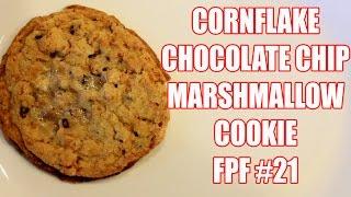 #myfavoritecookies - Cornflake Chocolate Chip Marshmallow | Food Porn Friday #21