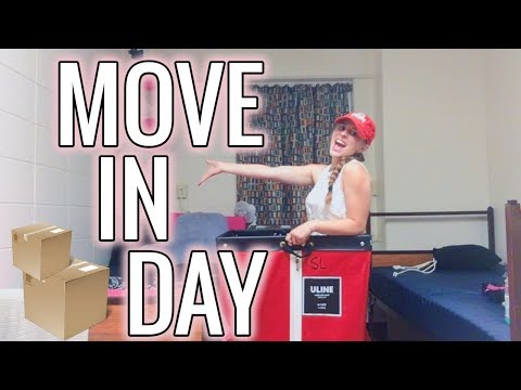 2016 OSU Move In Day | + Packing Tips | VLOG
