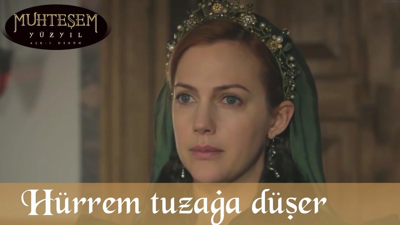 Hürrem, Tuzağa Düşer - Muhteşem Yüzyıl 87.Bölüm