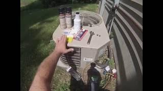 Air Conditioner Leak Repair