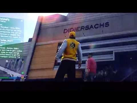 XPERTTHIEF CREW OUFITS ( GTA ONLINE )
