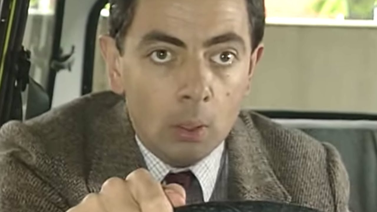 Driving crazy funny clips mr bean official youtube driving crazy funny clips mr bean official solutioingenieria Gallery