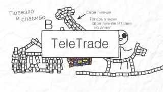 TeleTrade (ТелеТрейд): как отличить развод от правды(TeleTrade (Телетрейд) о том, как отличить развод от правды. Из этого ролика вы узнаете, как внести в свою жизнь..., 2015-07-13T12:37:39.000Z)