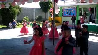 """.:: Camila Nahomi - Vals de clausura - Jardín de Niños """"Juan Rosas Talavera"""""""