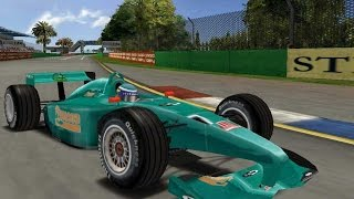 PCSX 2 -  RS3: Racing Simulation 3 - FULL HD