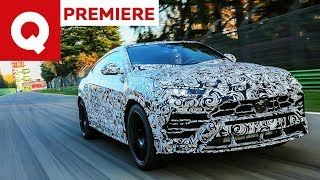 Lamborghini Urus: prime impressioni alla guida della Super-Suv | Quattroruote