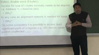 Mod-01 Lec-03 Instruction set architecture
