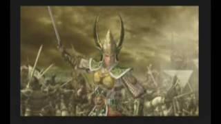 Kessen II - Liu Bei